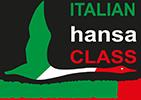 Associazione Italiana Classe Hansa Logo